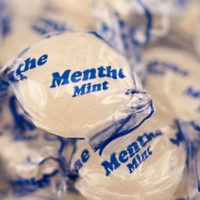 Ice Mint Menthol Disks, 5 lb. Bulk