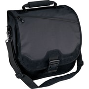 "Kensington® SaddleBag Backpack For 15"" Notebook, Black"