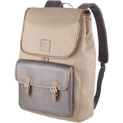 "Women In Business Francine Collection Chelsea Backpack For 17.3"" Notebook, Brown"