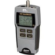 IDEAL® 33-856 VDV Multimedia Cable Tester Kit