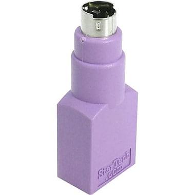 StarTechMD ® Adaptateur USB à PS/2 de remplacement pour clavier d'ordinateur, femelle/mâle