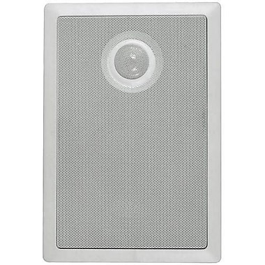 Pyle® PDIW62 6.5'' Two-Way In-Wall Speaker System With Directional Tweeter