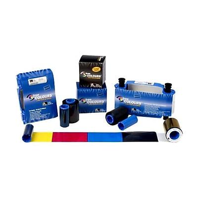 Zebra Thermal Transfer Ribbon for 105SL/S600, Black, 12/Pack (02100BK10645)