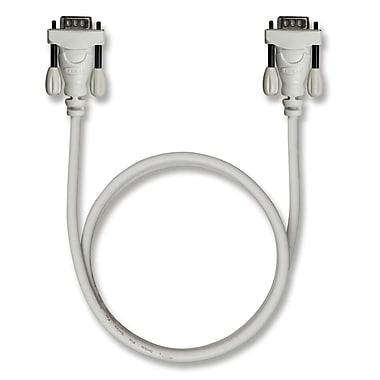 Belkin – Câble de remplacement pour moniteur VGA HDDB15M/HDDB15M (F2N02810), 10 pi