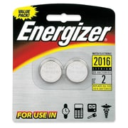 Energizer® 2016BP-2 Lithium 3 V Button Cell Battery Pack