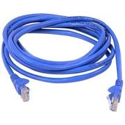 Belkin A3L791B14-BLU-S 14' CAT-5e Snagless Patch Cable, Blue (A3L791B14-BLU-S )