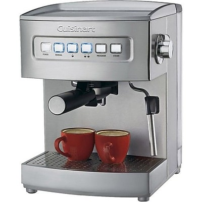 Cuisinart® 15 Bar Programmable Espresso Maker, Silver