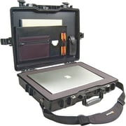 "Pelican™ 1490CC Laptop Case For 17"" Notebook, Black"