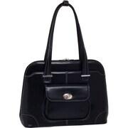 """McKlein® Avon W Briefcase For 15.4"""" Notebook, Laptop, Black"""