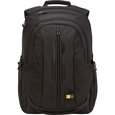 """""Case Logic RBP-117 Backpack For 17.3"""""""" Laptop, Black"""""" IM1GE6030"