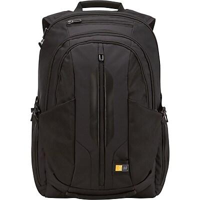 """Case Logic® RBP-117 Backpack For 17.3"""" Laptop, Black"""