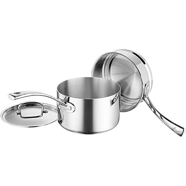 Cuisinart® FCT1113-18 French Classic 3-Piece Double Boiler Set
