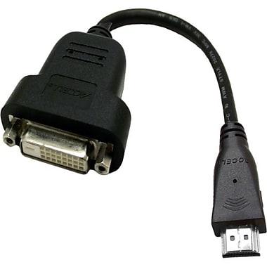 Accell J132B-003B HDMI to DVI-D Adapter, Black