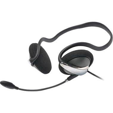 Gear Head™ BN2450NC Wired Behind-The-Neck Headset With Noise Canceling Microphone