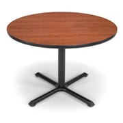 "OFM X-Series 42"" Round Multi-Purpose Table, Cherry"