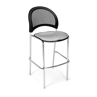 OFM – Chaise à café en tissu de la série Moon, mastic (845123049624)