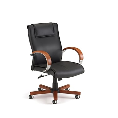 OFM 561 Apex Series Wood Executive Chairs