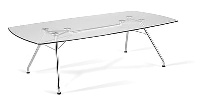 OFM 94'' Rectangular Conference Table, (845123033944)