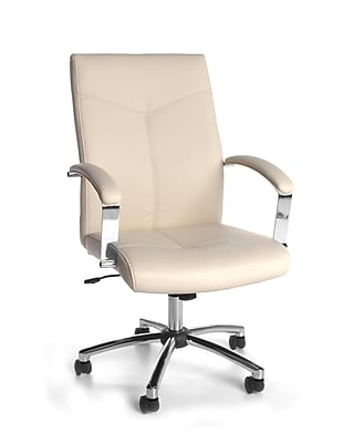 Essentials by Executive Conference Chair, Cream, (E1003-CRM)