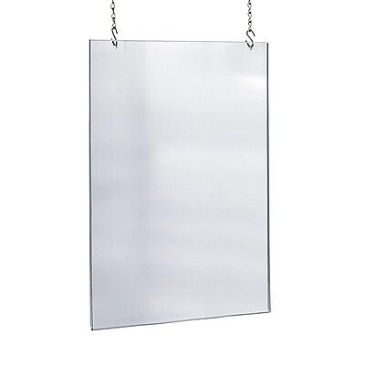 Azar Acrylic Hanging Poster Frame, 36