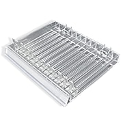 """Azar® 13 Compartment Lipstick Tray With Spring Load, 1 1/4""""(H) x 12""""(W) x 9""""(D), 2/Pk"""