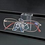Azar® Interlocking Eyeglass Holder For Slatwall, 25/Pack