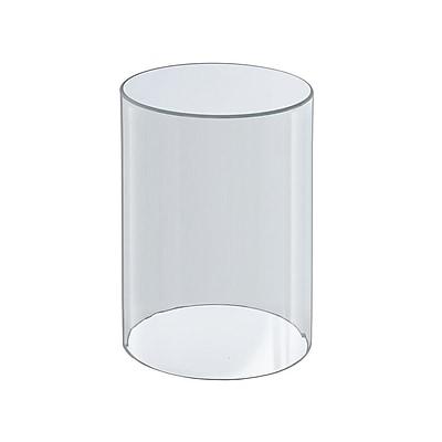 Azar® Clear Acrylic Cylinder, 6