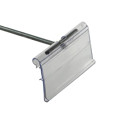 Azar® Flip Scan Label Holder, 1-1/4