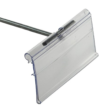 Azar Displays Flip Scan Label Holder, 1.5