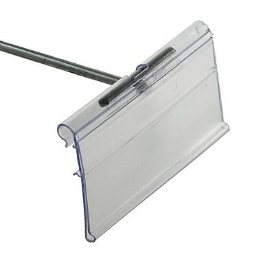 Azar Displays Flip Scan Label Holder, 1.5