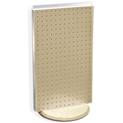 """2-Sided Pegboard Counter Units, 22""""(H) x 13 1/2""""(W)"""