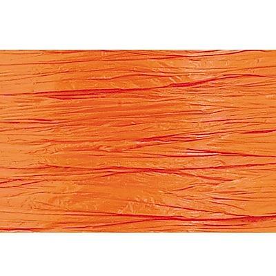 Shamrock Wraphia® 100 yds. Matte Rayon Ribbon, Orange