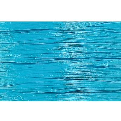Shamrock Wraphia® 100 yds. Matte Rayon Ribbon, Aqua