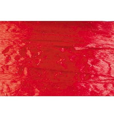Shamrock Wraphia® 100 yds. Pearlized Nylon Ribbon, Imperial Red