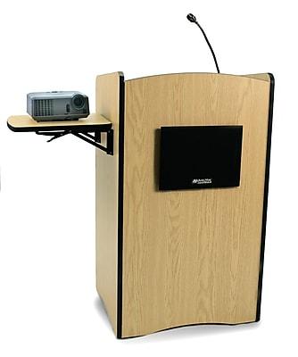 Amplivox Lectern, Sound, Econ-Multimedia, Maple