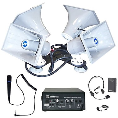 Amplivox Wireless Quad Sound Cruiser