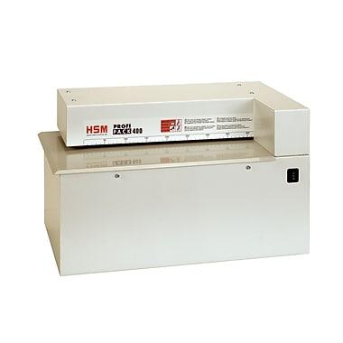 HSM® ProfiPack 400 1-Layer Strip-Cut Cardboard Shredder