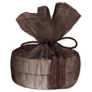 """Bags & Bows® 28"""" Sheer Organza Wraps With Tassel"""
