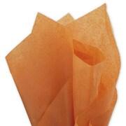 """20"""" x 30"""" Solid Tissue Paper, Burnt Orange"""