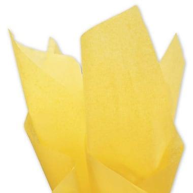 Papier de soie solide Bags & BowsMD, 20 x 30 po, renoncule, 480 feuilles/paquet