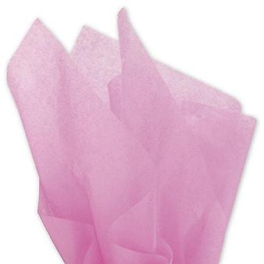 Bags & BowsMD – Papier de soie uni, 20 x 30 po, framboise, 480 feuilles/paquet