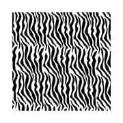 "Bags & Bows® 20"" x 30"" Zebra Tissue Paper, Black/White, 240/Pack"