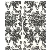 "20"" x 30"" Onyx Damask Tissue Paper, French Vanilla"