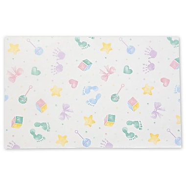 Baby Prints Tissue Paper, 20