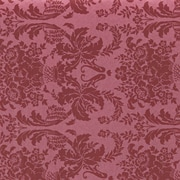 "20"" x 30"" Damask Tissue Paper, Pompeian Red"