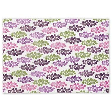 Papier de soie à motif de jardin verdoyant, 20 x 30 po, multicolore, 200/paquet