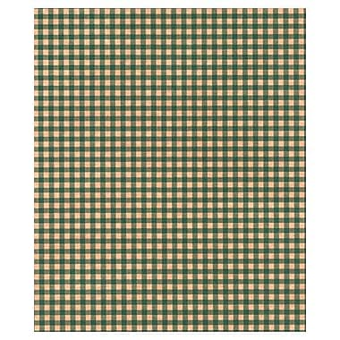 Papier de soie en papier kraft vichy, 20 x 30 po, 240/paquet