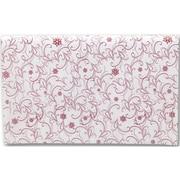 Papier de soie à motif volutes hivernales, 20 x 30 po, blanc, 200/paquet