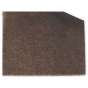 "6"" x 10 3/4"" Bakery Tissue Paper, Chocolate"