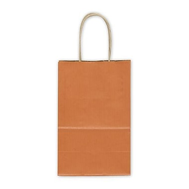 Varnish Stripe Shoppers, 5-1/4